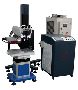 Mould laser welding machine with crane type 200W 400W